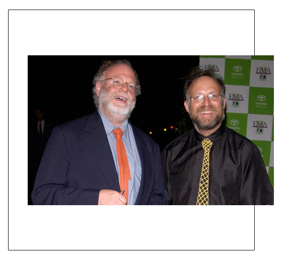 Famous stoners Ben Cohen and Jerry Greenfield